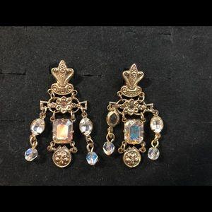 Vintage fashion earring set